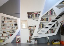 A stairway to heaven for booklovers!