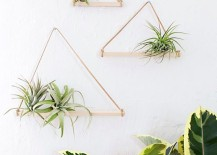 Air plant hangers from Homey Oh My 217x155 Easy DIY Gift Ideas for the Upcoming Holidays