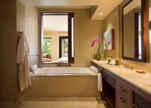 Allison Inn and Spa Bathroom