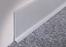 Aluminum skirting from Advanced Wall System 217x155 The Benefits of Aluminum Baseboards