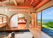 Asian-bedroom-design-utilizes-the-classic-Shoji-Screen-217x155