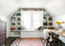 Attic-office-space-with-great-shelving-around-window-217x155
