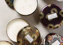Beautifully packaged Voluspa candles