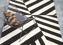 Black-and-white-rug-from-the-Kravitz-Collection-and-CB2-217x155