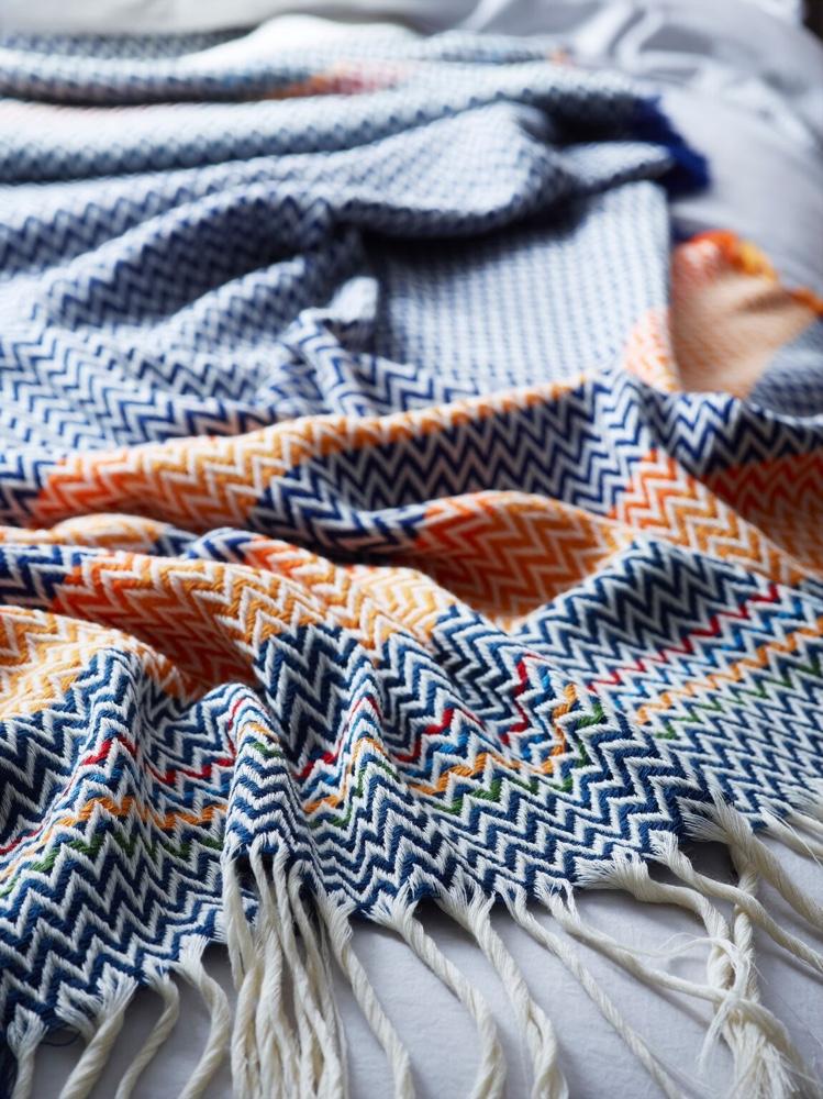Bunad Blanket