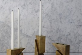 Candle Blocks from Apparatus Studio  A Fall Checklist for Design Lovers Candle Blocks from Apparatus Studio