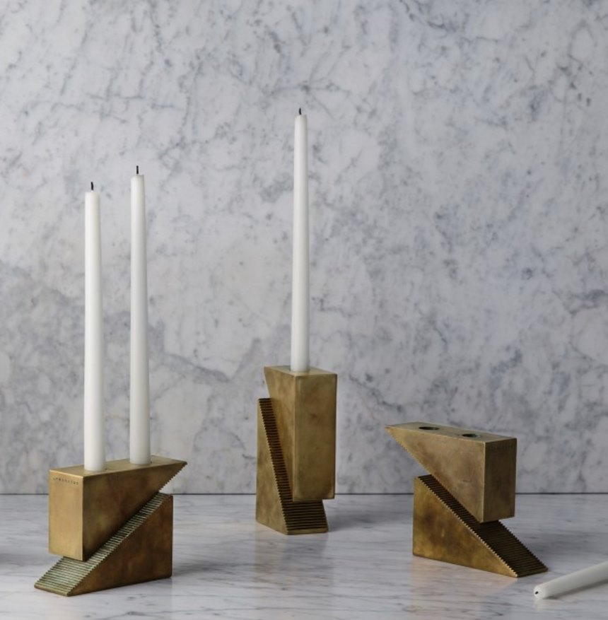 Candle Blocks from Apparatus Studio