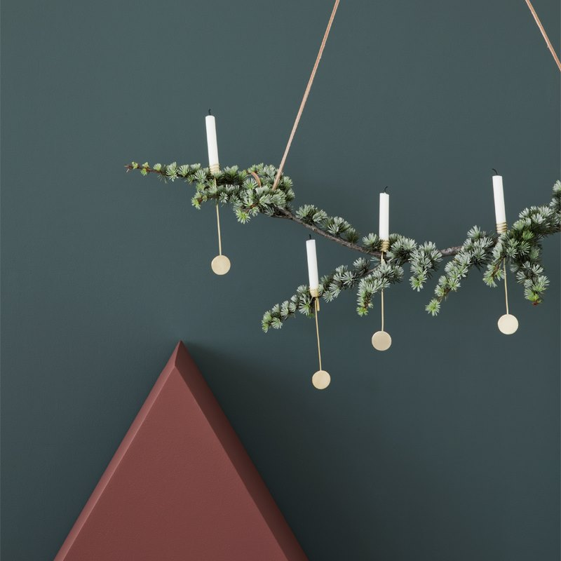 Candle holders from ferm LIVING