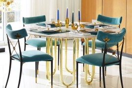 20 High End Dining Tables