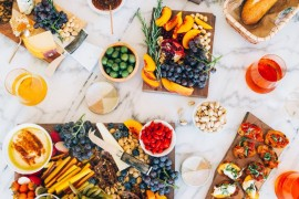 Charcuterie from A House in the Hills  From Halloween to Thanksgiving Dinner: Your Fall Holiday Checklist Charcuterie from A House in the Hills