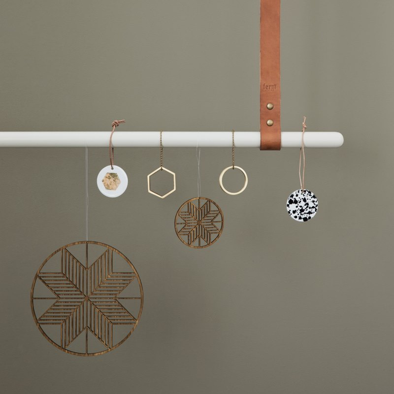 Christmas ornaments from ferm LIVING