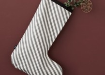 Christmas stocking from ferm LIVING