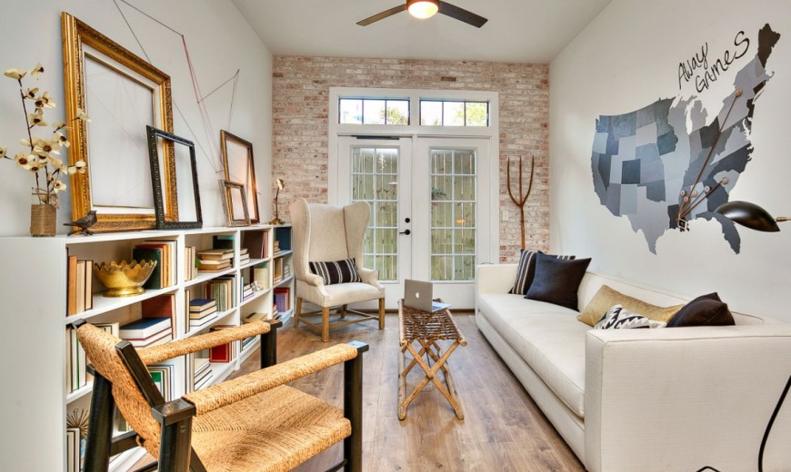 Cozy Apartment Redefines College Campus Living with Nifty Functionality!