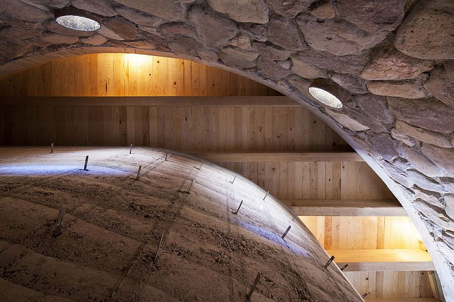 Clever use of skylights and natural gaps brings a flood of light indoors