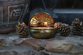 Illuminate Autumn with High End Candles
