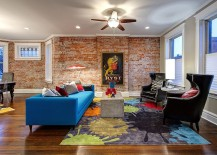 Colorful-couch-in-blue-rug-and-plush-chairs-make-a-vivacious-living-room-217x155