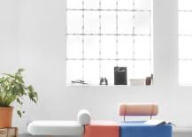Colourful Hoff modular sofa