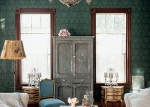 Combine your personal quirks with the design principles of shabby chic [Photography: Amy Neunsinger]