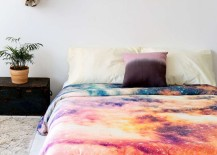 Cosmic duvet cover from Urban Outfitters