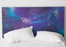 Cosmic headboard from Urban Outfitters