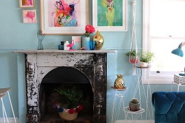 Shabby Chic Colors Style : How to decorate a simple eclectic and shabby chic living room quora