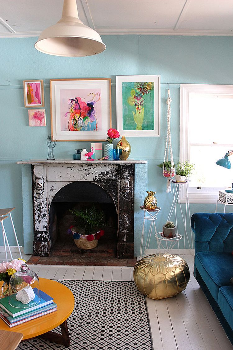 50 Resourceful And Classy Shabby Chic Living Rooms