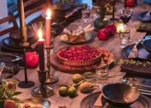 Decadent fall feast by Athena Calderone