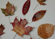 8 Creative DIY Project Ideas for Using Fall Leaves as Seasonal Wall Art