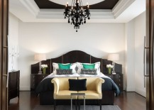 Dramatic-painted-recessed-ceiling-in-an-elegant-bedroom-217x155
