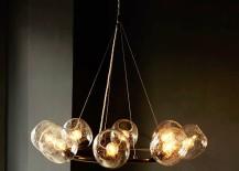 15 blown glass pendant lighting ideas for a modern and sleek glow aloadofball Images