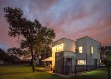 Elegant and affordable home in Brazil by Lab606