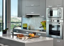 Elegant-use-of-gray-in-the-small-contemporary-kitchen-217x155