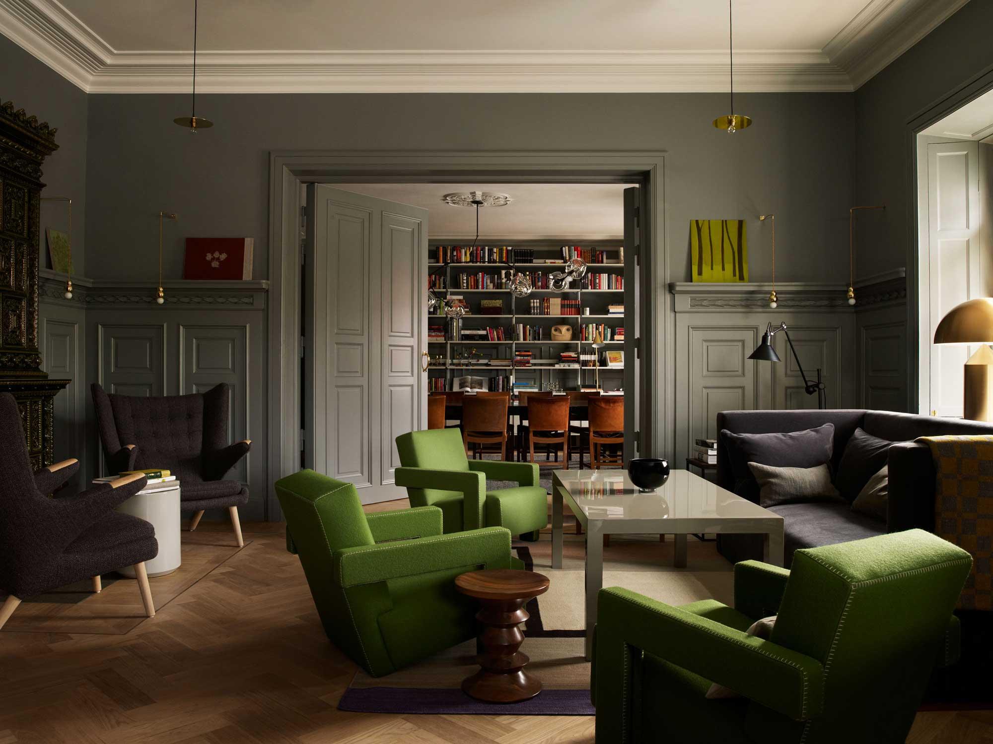 Ett Hem lounge area