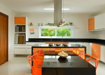 Fabulous-use-of-orange-and-yellow-in-the-contemporary-kitchen-217x155