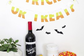 Free Halloween printables from A Beautiful Mess 20 Last-Minute Halloween Ideas with Modern Flair 20 Last-Minute Halloween Ideas with Modern Flair Free Halloween printables from A Beautiful Mess