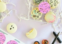Free Halloween printables from Proper