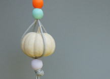 Hanging pumpkin from Mirror80