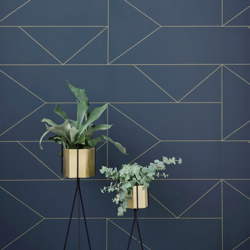 Hexagon pots from ferm LIVING