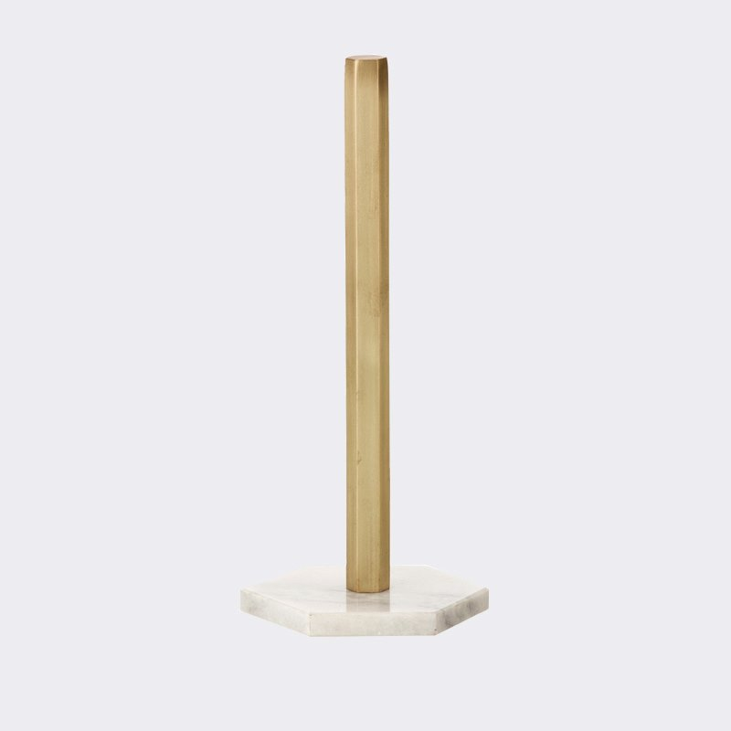 Hexagonal paper towel holder from ferm LIVING