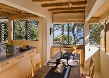 Indoor-dining-area-of-the-cabin-placed-to-make-the-most-of-scenic-view-outside-217x155