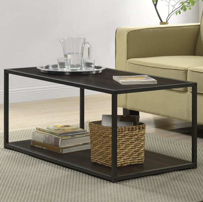 Industrial Design Finds From Furniture To Accessories - Wayfair industrial coffee table