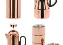 Items from the Tom Dixon Brew Collection