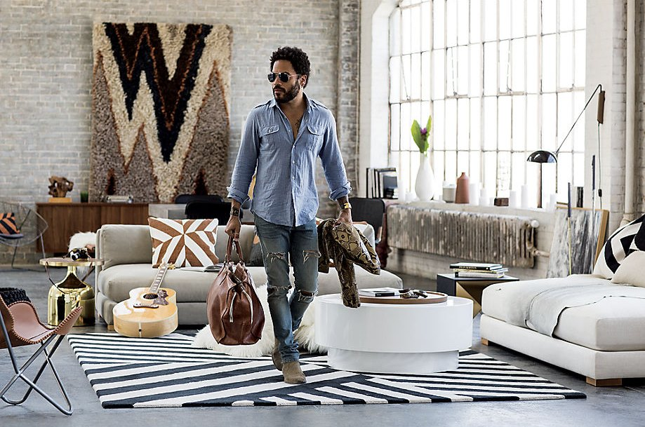Lenny Kravitz and CB2