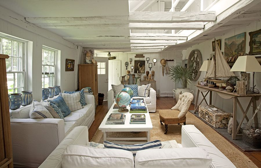 Living room inspired by the sea [From: Annie Kelly - Rizzoli New York]