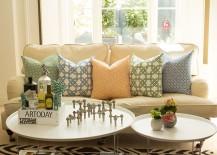 London, Paris and Athens cushions from Nina Kullberg