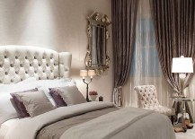 Luxurious-bedroom-of-London-townhouse-with-shabby-chic-style-217x155