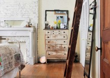 Make your own distressed furniture to create that perfect shabby chic bedroom