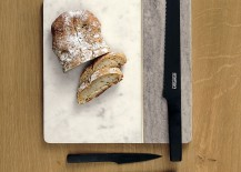 Marble server from CB2 217x155 Cool Gifts for the Holiday Host