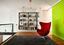 Mezzanine-level-with-bookshelf-and-comfy-Egg-Chair-217x155