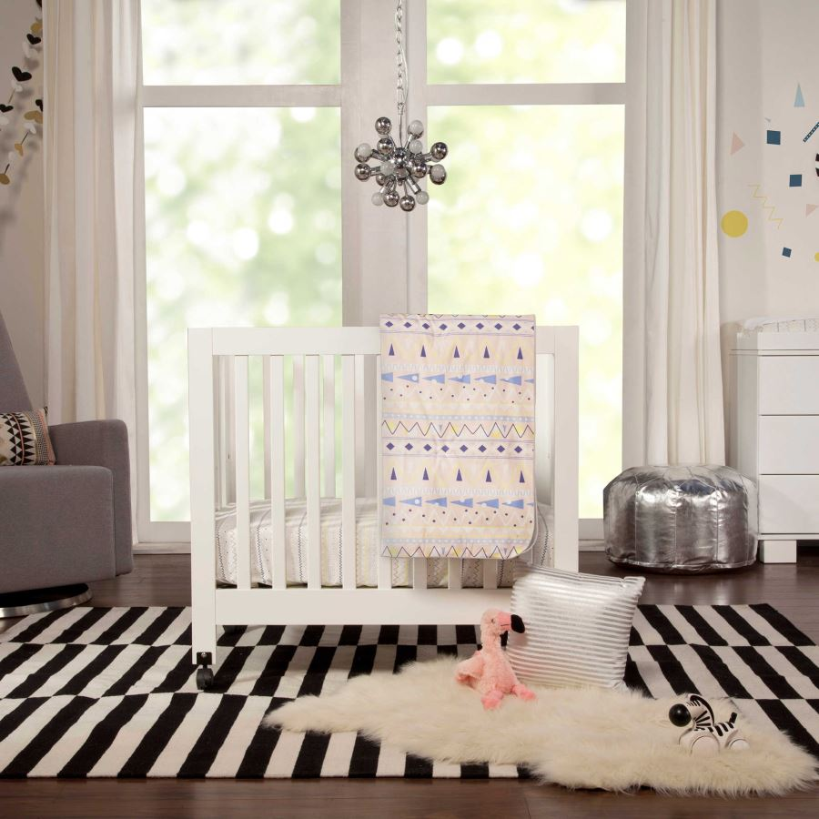 Mini crib from Babyletto